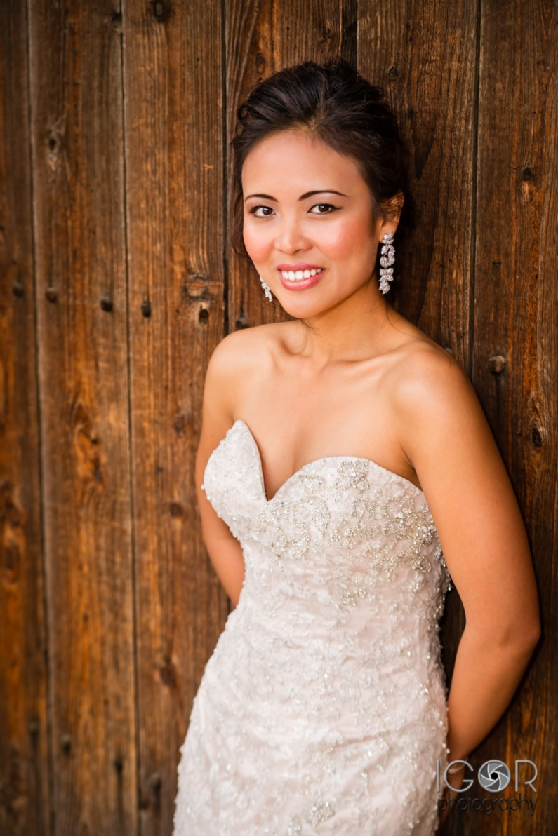 Bridal photographer in Fort Worth