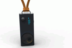 Intelligent wearable camera