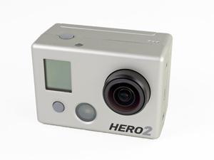GoPro 2 Hero Get a very unique wedding video!