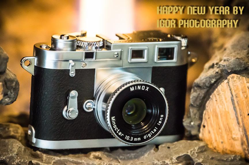 Igor Photography new year camera