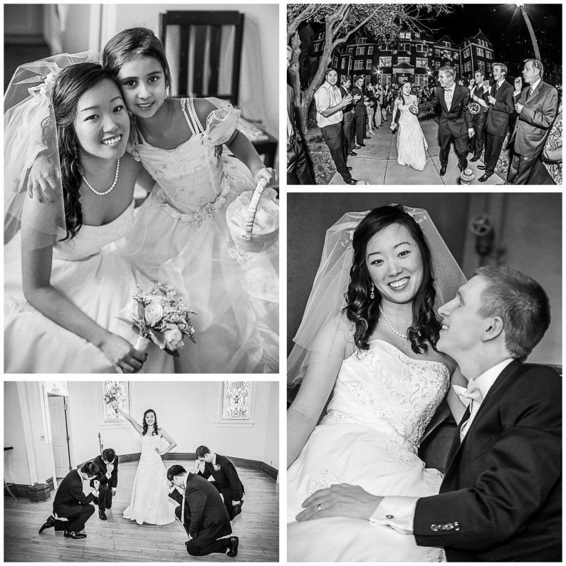 Wedding photos downtown Ft Worth